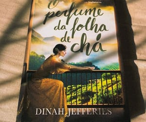 book, cha, and folha image