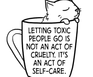 quotes, cat, and toxic image