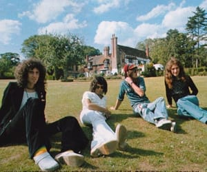 70s, band, and farm image