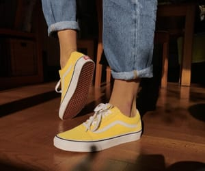 yellow and vans image