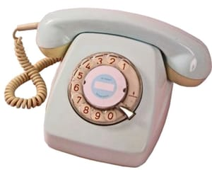 70s, telephone, and 80s image