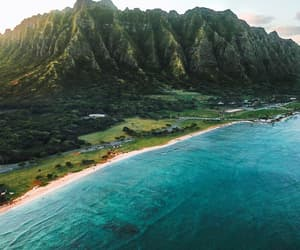 hawaii, travel, and wanderlust image