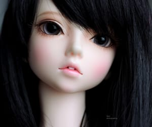 bjd, doll, and kawaii image