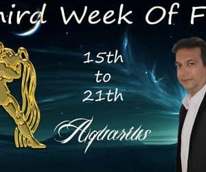 aquarius, astrologix, and astrology image