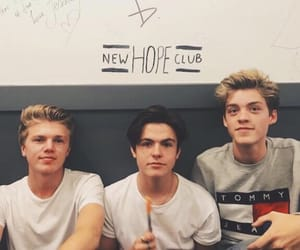 reecebibby, newhopeclub, and georgesmith image