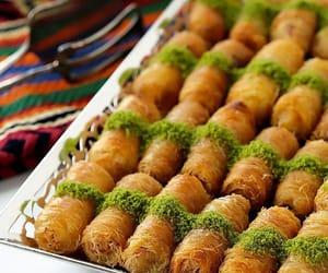 kunafa, كنافة, and حلويات image