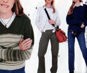 90s, delias, and fashion image