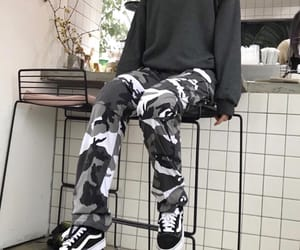 aesthetic, vans, and adidas image