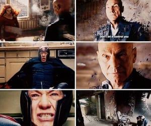Marvel, movie, and charlesxavier image