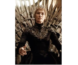 lena headley, cersei lannister, and house lannister image