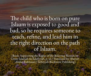 islamic, naseeha, and muslim image