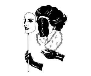 chanel, fatale, and masque image