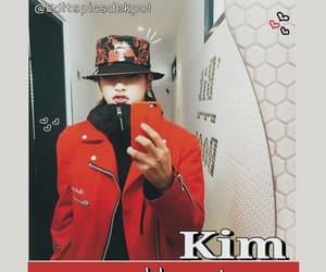 kpop, lockscreen, and ateez image