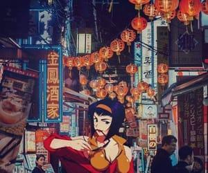 anime, faye, and Cowboy Bebop image
