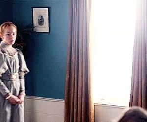 anne shirley, gif, and gilbert blythe image
