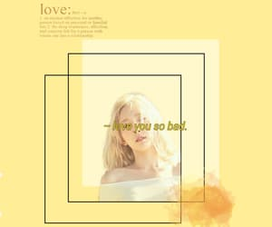 edit, snsd, and yellow image