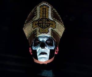 ghost, metal, and papa emeritus iii image