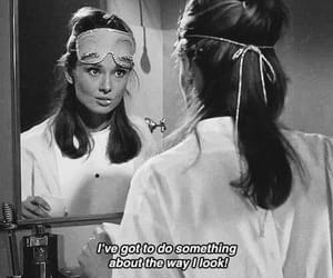 audrey hepburn, Breakfast at Tiffany's, and film image
