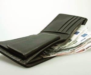 kreniguk, designer wallets, and leather wallets image