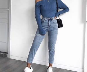 clothes, outfit, and beauty image