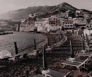 beach, travel, and theme image