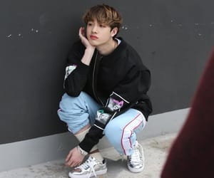 bang chan, idol, and kpop image