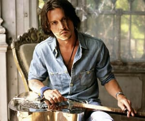 actor, jd, and johnny depp image