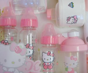hello kitty, little, and little one image