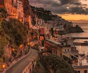 italy, Amalfi, and travel image