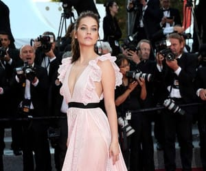 evening gown, red carpet, and cannes film festival image