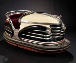 car, retro, and 50er image