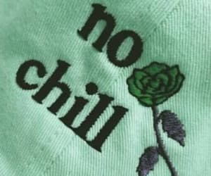 rose, aesthetic, and chill image