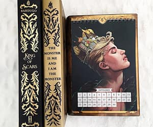 aesthetics, books, and leigh bardugo image