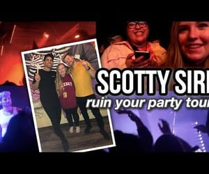 blogger, concert, and scotty image