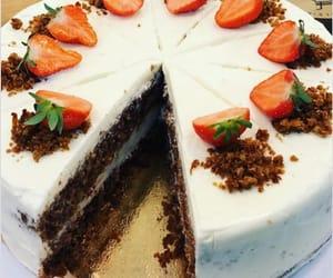 comida, delicioso, and tarta image