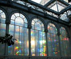 grunge, rainbow, and aesthetic image
