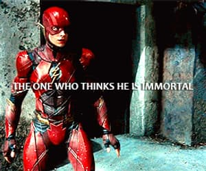 edit, flash, and barry allen image