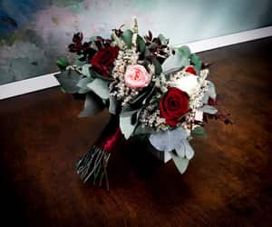 dried flowers, etsy, and preserved flowers image