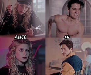 Betty and riverdale image