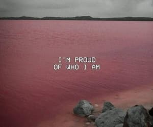 happy, proud, and pink image