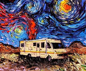 alternative, breaking bad, and vincent van gogh image