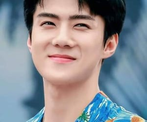 exo and oh sehun image