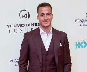 baby, real madrid, and lucas vazquez image