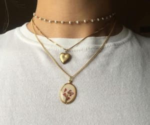 accessories, collar, and necklace image