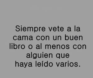 book, frases, and libros image