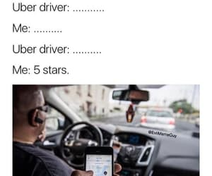 meme and uber image