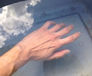 hand, veins, and aesthetic image