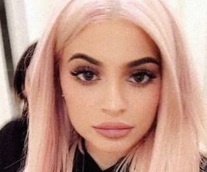 girl, kardashian, and kyliejenner image
