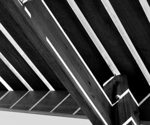 b&w, stripes, and lines image