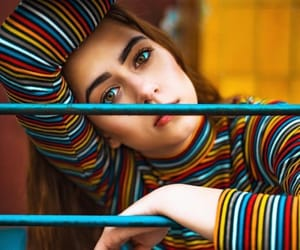 photography, striped, and style image